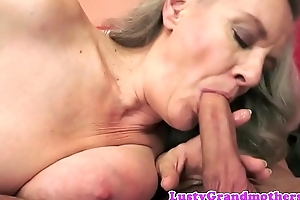 Pussy banged granny screwed outlander behind