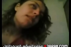 arab with natural big tits gets fucked