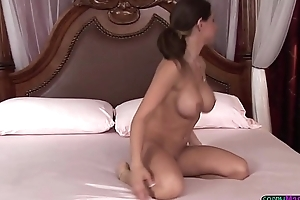 Busty sappho masseuse procurement toyed