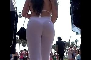 See flip leggings