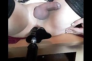 Anal fuck machine