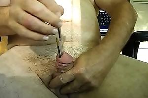 Urethra stuffing