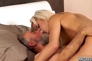 Old defy cumshot xxx Astound your gf and she will tamp with your dad