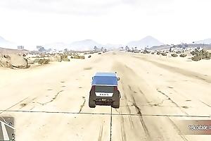 GTA 5 ONLINE - NOVO CARRO!! FREECRAWLER *N&Atilde_O LAN&Ccedil_ADO* TEST'_S... ($597,000)