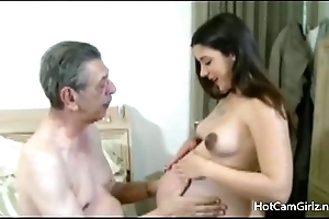 Grandpa can't live deficient in me preggo - hotcamgirlz.net