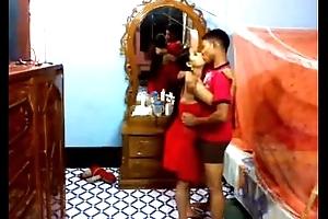 Newly married bangla couple