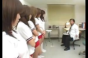 Asian checkup