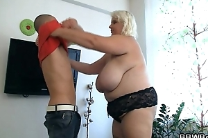 He calls biggest plumper for some act