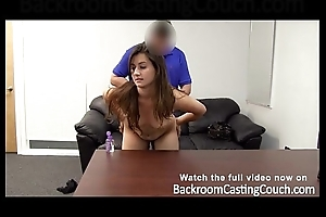 Chunky painal and creampie casting